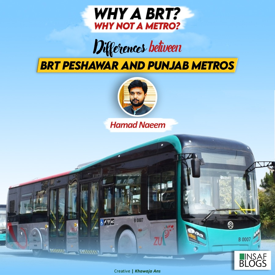 BRT Vs Metro Insaf Blog