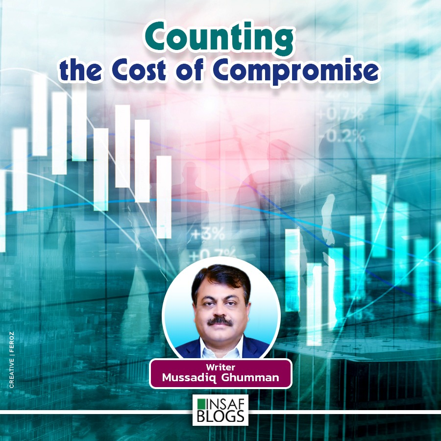 Counting The Cost Of Compromise - Insaf Blog
