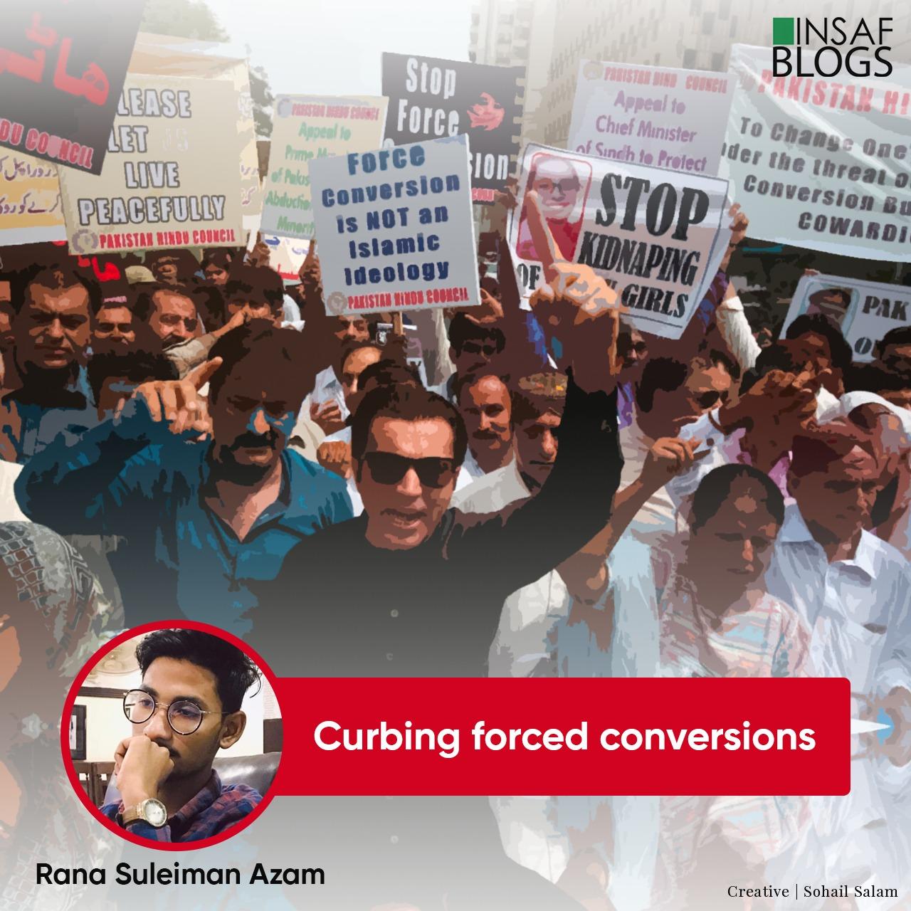 Curbing Forced Covnersions - Insaf Blog