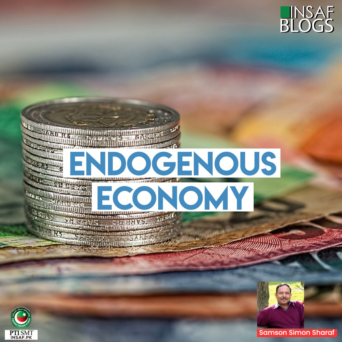 ENDOGENOUS ECONOMY - Insaf-Blog
