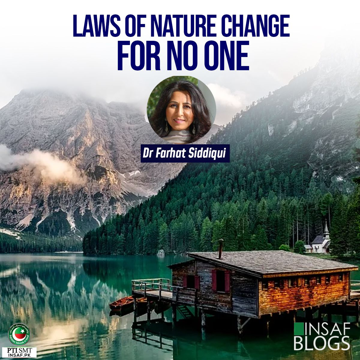 Laws of Nature Insaf Blog