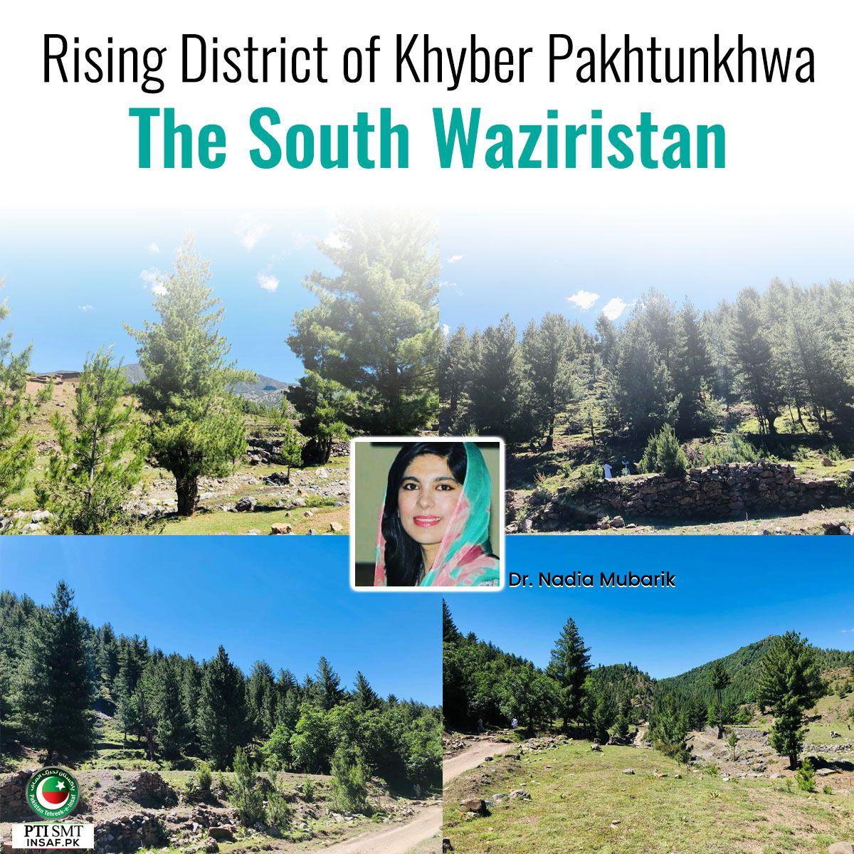 Rising District of Khyber Pakhtunkhwa-Insaf-Blog