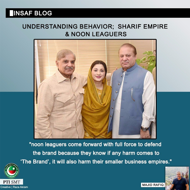 Understanding Behavior; Shareef Empire and Noon Leaguers
