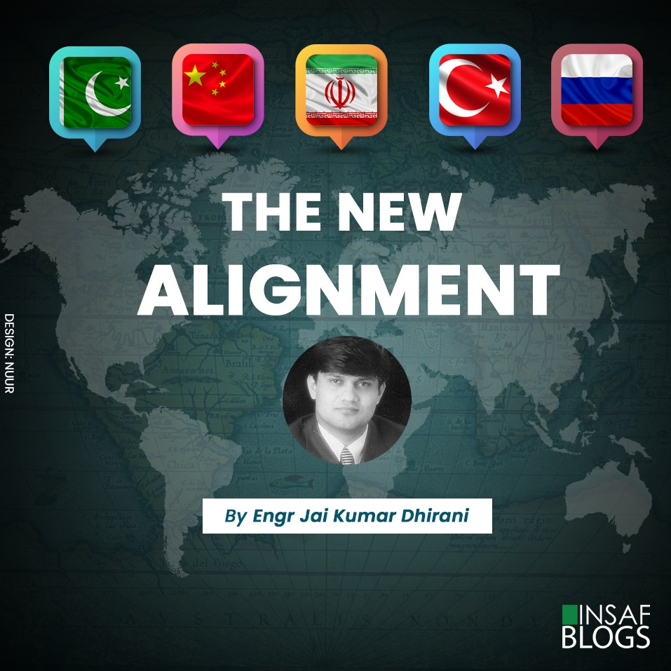The New Alignment - Insaf Blog