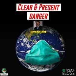Clear & Present danger Insaf Blog