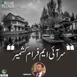 I'm from Kashmir - Insaf Blog