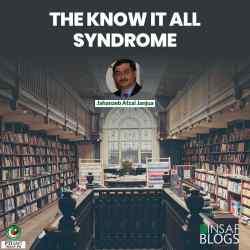 Know it All - Insaf Blog