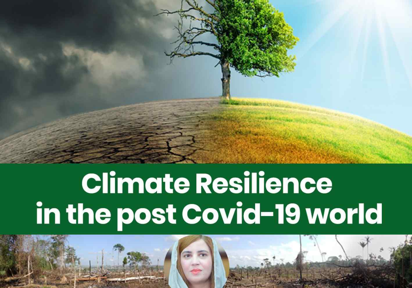Climate Resilience in the post Covid-19 world